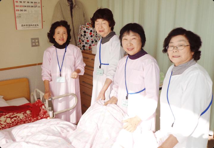 ボランティア講師によるイベントを年間200回以上開催。