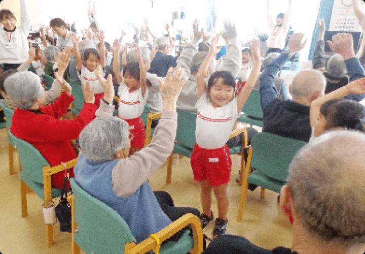 毎年200回以上のボランティアイベントを開催