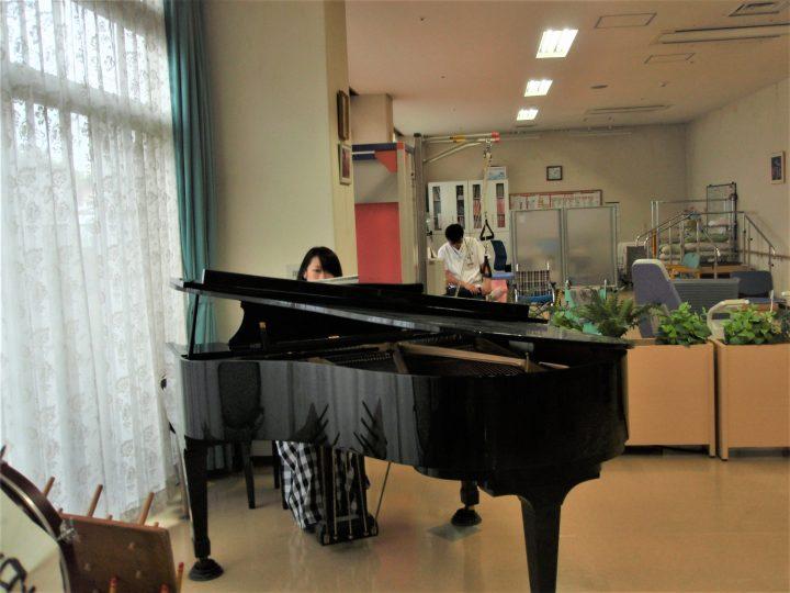 プロによるジャズピアノコンサートが開催されました! 🎹🎹