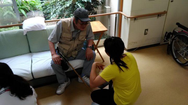 平成30年度来日 EPA看護師・介護福祉士候補者【施設見学実習】