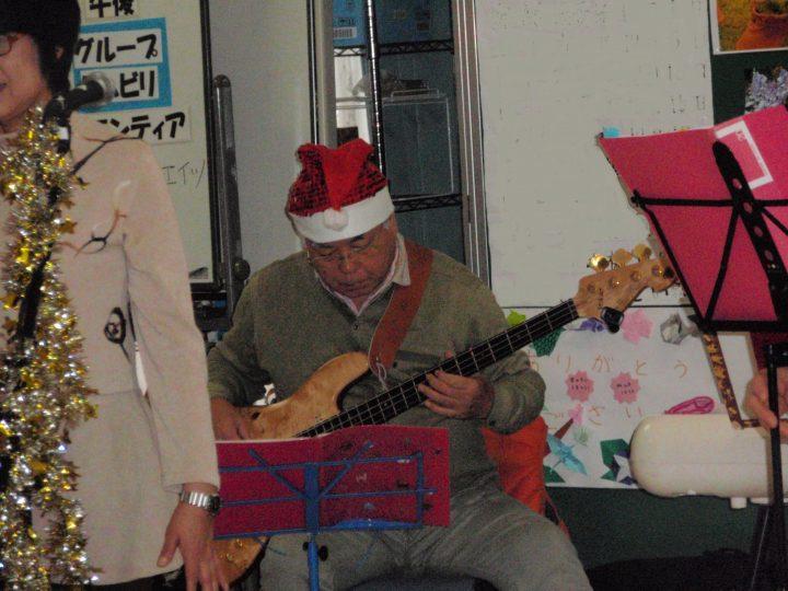 ミューズファンアソシエイツのみなさまとクリスマスコンサート