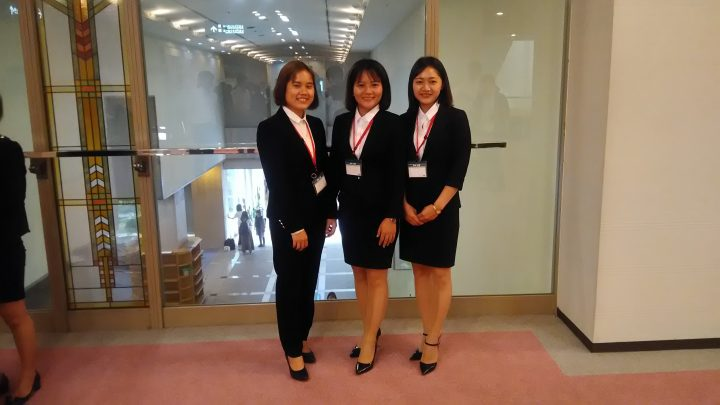 令和元年度EPAベトナム人介護福祉士候補者受け入れ研修事業開講式に参加してきました!