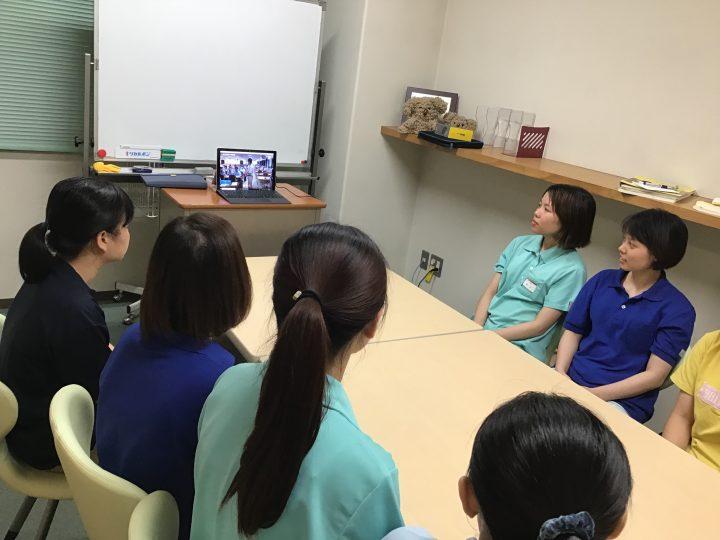 EPAベトナム人介護福祉士候補生、ベトナムの授業に日本から参加!