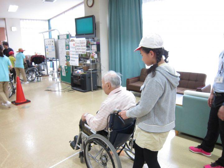 誉田東小学校校外学習「ありがとうのかたち」