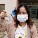 EPAベトナム人介護福祉士候補生 在留カードの更新に行ってきました。