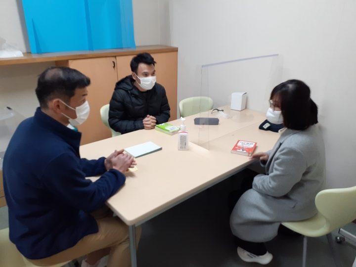 EPAベトナム人介護福祉士候補生デビュー!